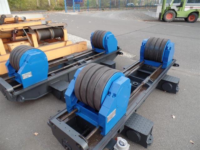 Münzner Maschinenbau Behälterdrehvorrichtung M30/5 - 1