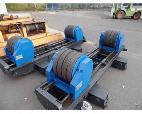 Münzner Maschinenbau Behälterdrehvorrichtung M30/5 - Bild 1