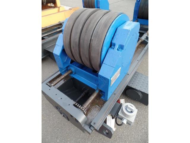 Münzner Maschinenbau Behälterdrehvorrichtung M30/5 - 2