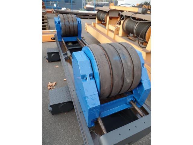 Münzner Maschinenbau Behälterdrehvorrichtung M30/5 - 5