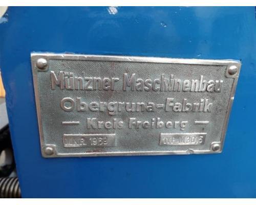 Münzner Maschinenbau Behälterdrehvorrichtung M30/5 - Bild 6