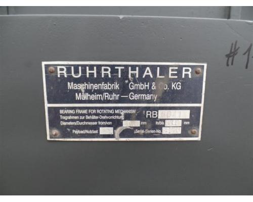 Ruhrthaler Behälterdrehvorrichtung RB 50-1 - Bild 6