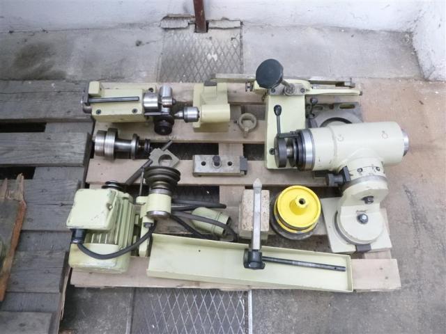 WMW GOTHA Werkzeugschleifmaschine SWU 250 I - 5