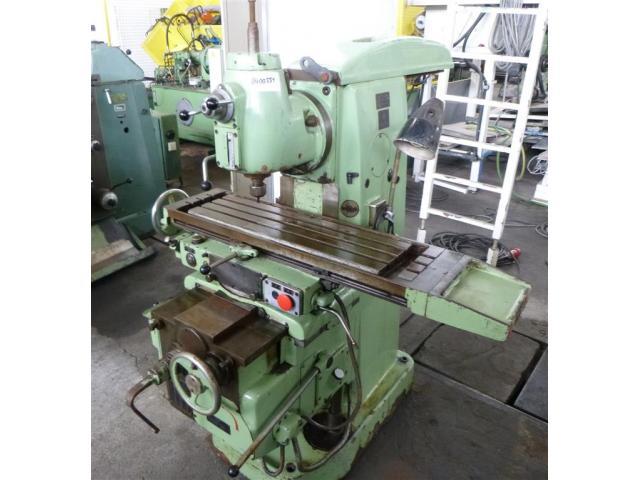 Stankoimport Fräsmaschine - Universal 6H80 - 1