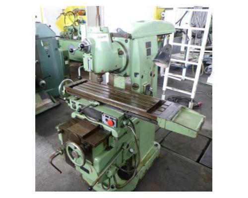 Stankoimport Fräsmaschine - Universal 6H80 - Bild 1