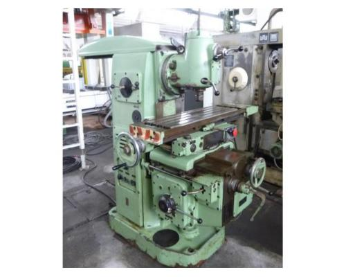 Stankoimport Fräsmaschine - Universal 6H80 - Bild 2