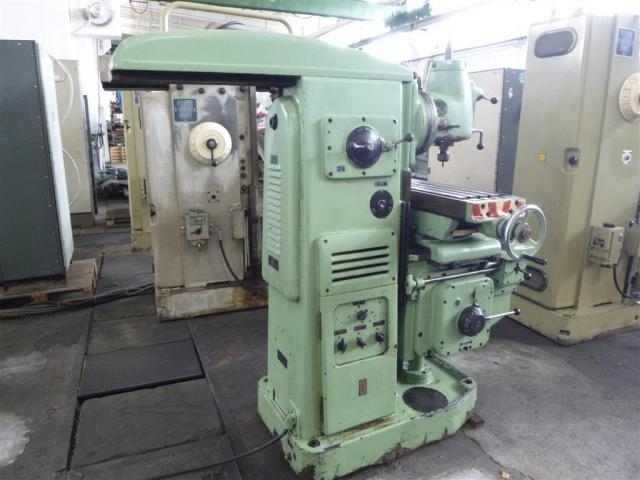Stankoimport Fräsmaschine - Universal 6H80 - 3