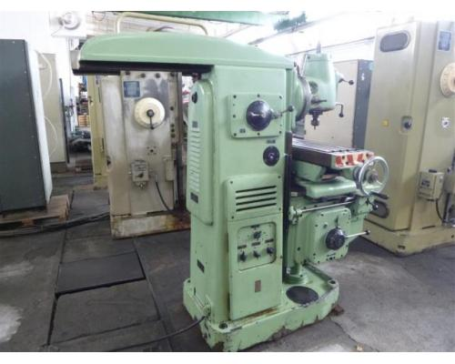 Stankoimport Fräsmaschine - Universal 6H80 - Bild 3