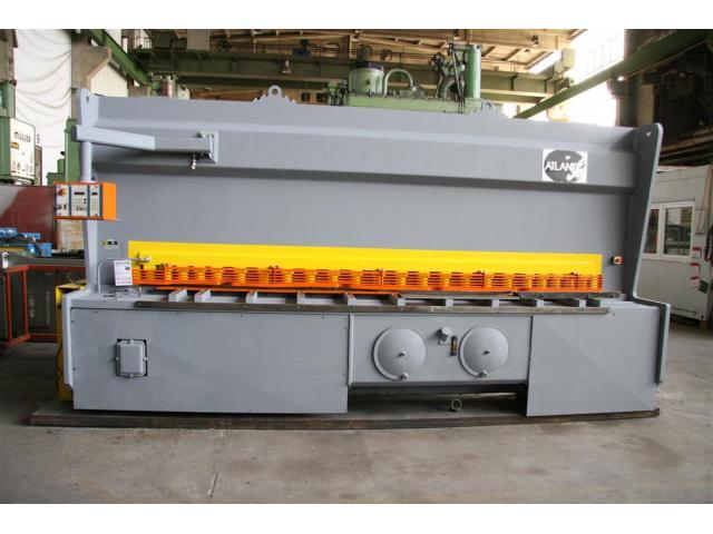 Atlantic Tafelschere - hydraulisch AT SLX 4016 - 2