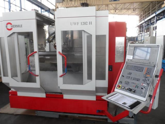 Hermle Fräsmaschine - Universal UWF 1202 H - 1