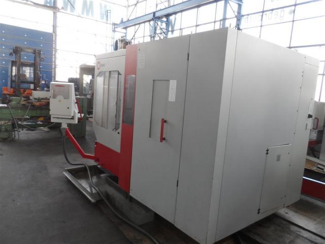 Hermle Fräsmaschine - Universal UWF 1202 H - 2