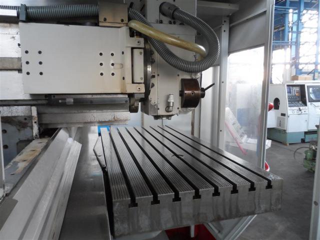 Hermle Fräsmaschine - Universal UWF 1202 H - 3