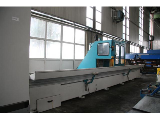 Presta Eisele Bearbeitungszentrum - Vertikal BAZ 6000 - 1