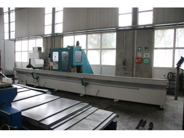 Presta Eisele Bearbeitungszentrum - Vertikal BAZ 6000 - 2