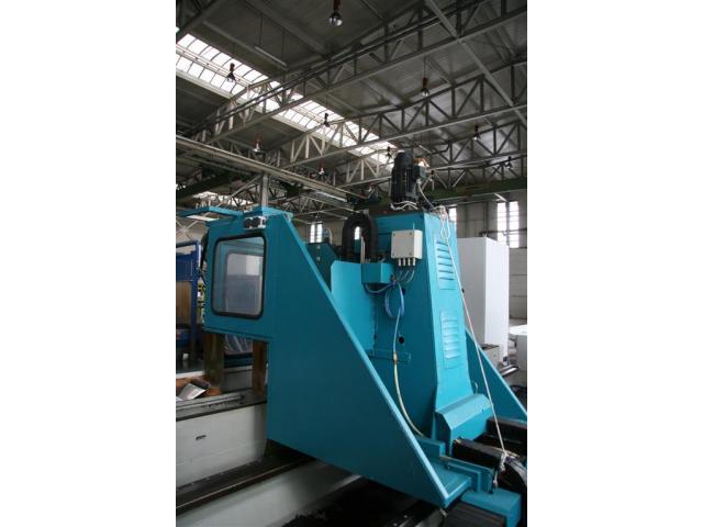 Presta Eisele Bearbeitungszentrum - Vertikal BAZ 6000 - 4