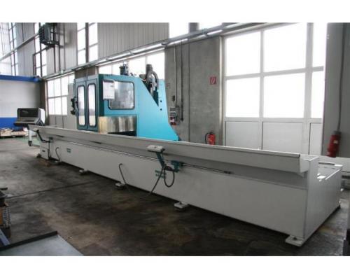 Presta Eisele Bearbeitungszentrum - Vertikal BAZ 6000 - Bild 2