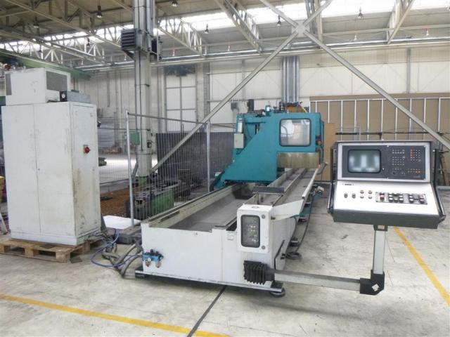 Presta Eisele Bearbeitungszentrum - Vertikal BAZ 6000 - 3