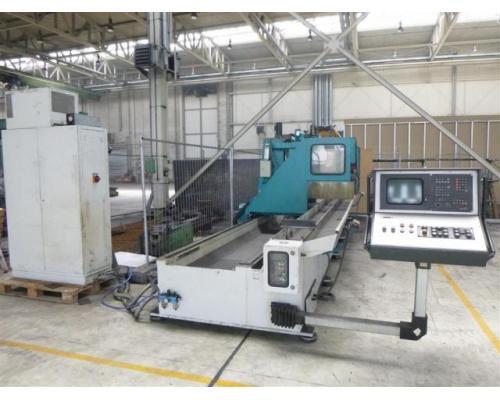 Presta Eisele Bearbeitungszentrum - Vertikal BAZ 6000 - Bild 3