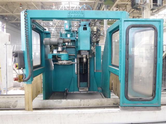 Presta Eisele Bearbeitungszentrum - Vertikal BAZ 6000 - 5