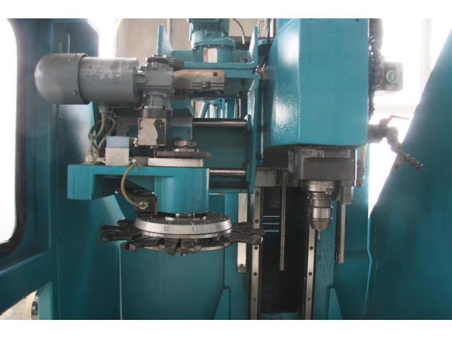 Presta Eisele Bearbeitungszentrum - Vertikal BAZ 6000 - 6