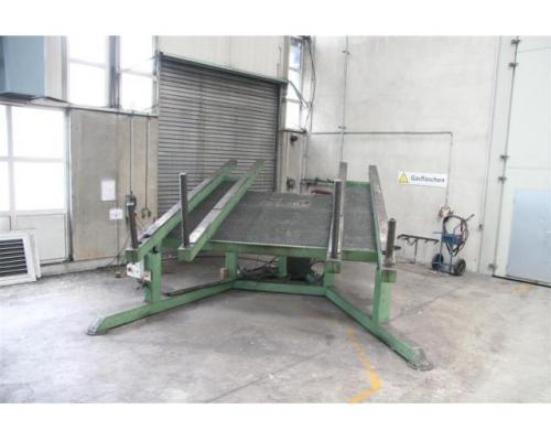 AH Industrie Dreh-,Schwenk-, und Kipptisch - Bild 1