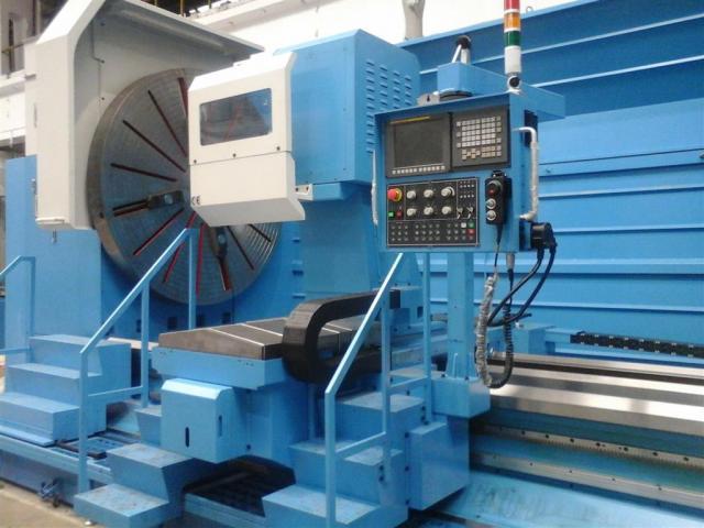 Takang CNC Drehmaschine FB-100Nx7600 - 2