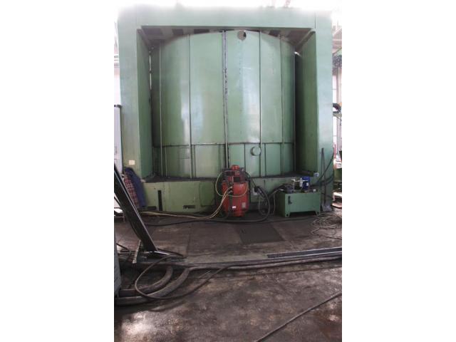 Titan Umaro Karusselldrehmaschine - Doppelständer SC 43 - F01 - 6