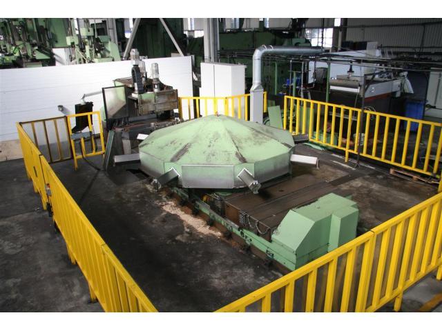 Sondermaschine Flanschenbohrmaschine M3-CNC 3020-58 - 1