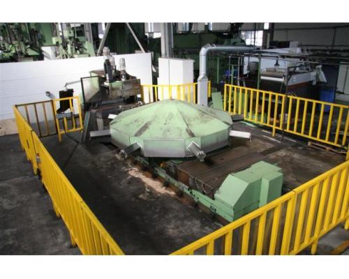 Sondermaschine Flanschenbohrmaschine M3-CNC 3020-58 - Bild 1
