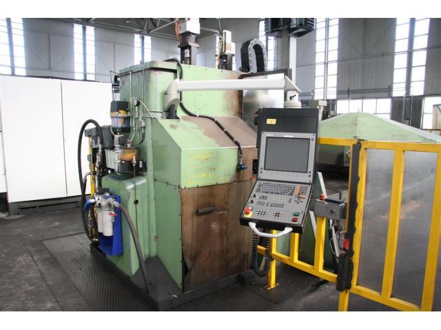 Sondermaschine Flanschenbohrmaschine M3-CNC 3020-58 - 2