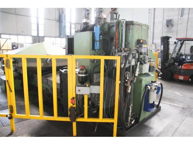 Sondermaschine Flanschenbohrmaschine M3-CNC 3020-58 - 3