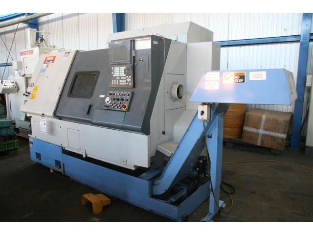 MAZAK CNC Drehmaschine Super QT 200 - 1