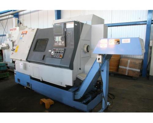 MAZAK CNC Drehmaschine Super QT 200 - Bild 1