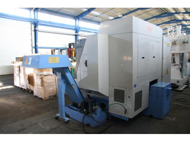 MAZAK CNC Drehmaschine Super QT 200 - 2