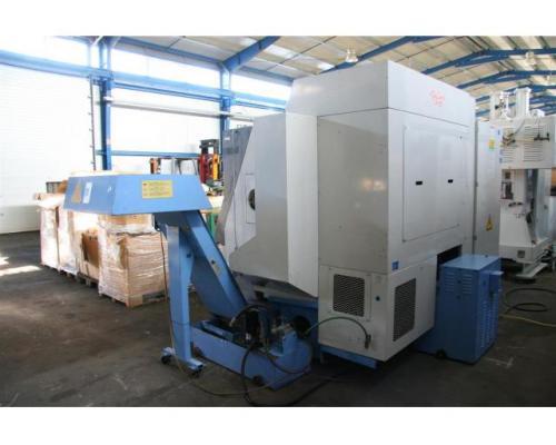 MAZAK CNC Drehmaschine Super QT 200 - Bild 2