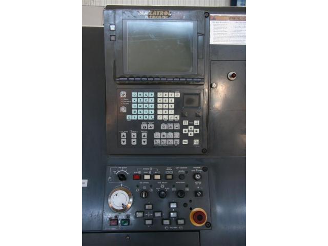 MAZAK CNC Drehmaschine Super QT 200 - 3