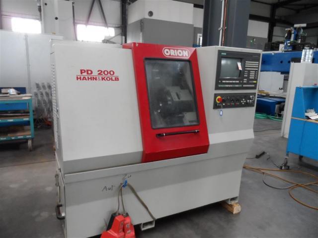 Hahn & Kolb CNC Drehmaschine PD 200 - 1