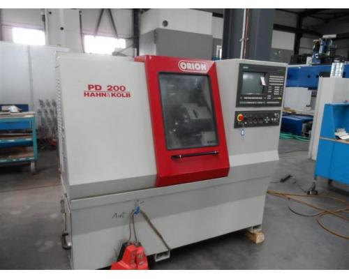 Hahn & Kolb CNC Drehmaschine PD 200 - Bild 1
