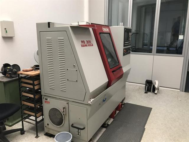 Hahn & Kolb CNC Drehmaschine PD 200 - 2