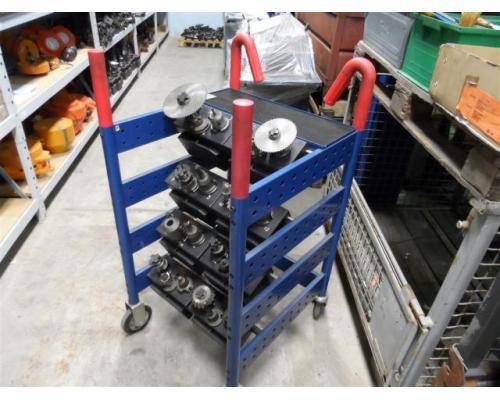TulMobil Kelch Werkzeugwagen SK 40 - Bild 1