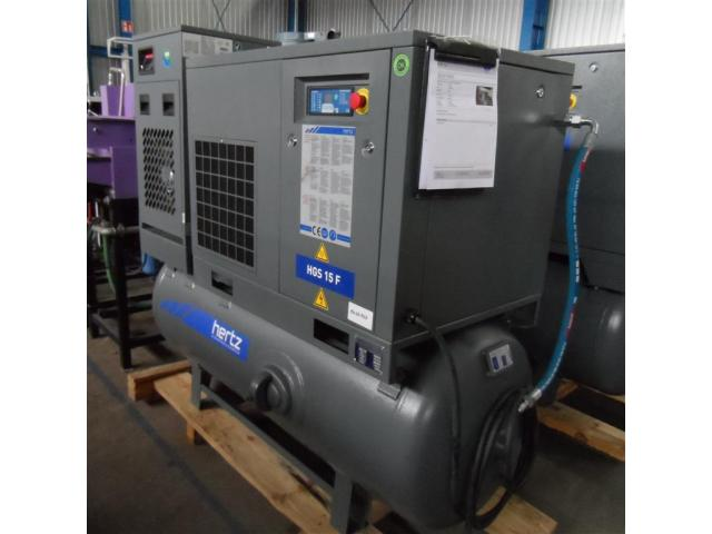 Hertz  Schraubenkompressor HGS 15 F - 1