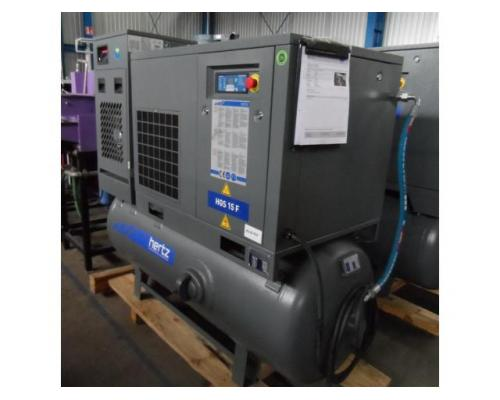 Hertz  Schraubenkompressor HGS 15 F - Bild 1
