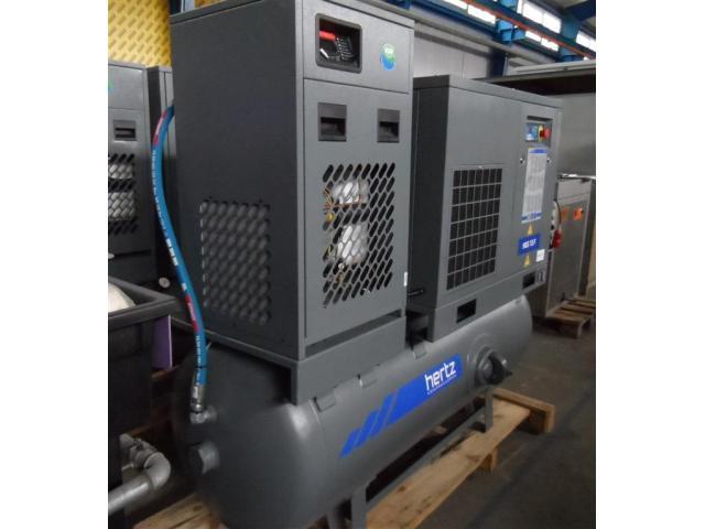 Hertz  Schraubenkompressor HGS 15 F - 2