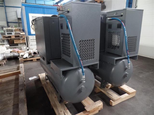 Hertz  Schraubenkompressor HGS 15 F - 4