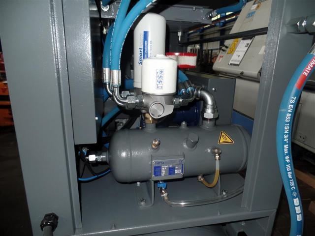Hertz  Schraubenkompressor HGS 15 F - 5
