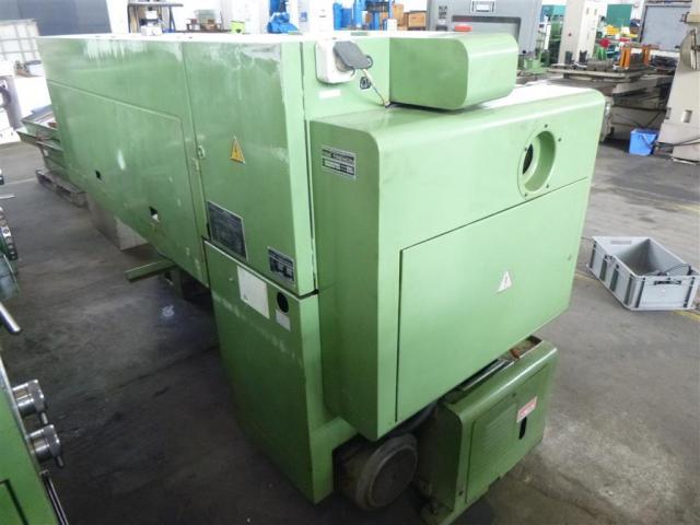 TOS Leit- und Zugspindeldrehmaschine SUI 50-1000 - 3