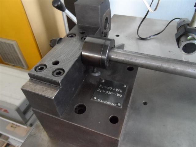 Somet Werkzeug Voreinstellgerät SPS 200 U - 5
