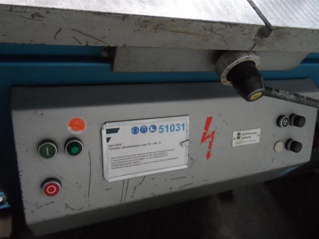 Tumakon Ausklinkmaschine TU 300-8 - 4