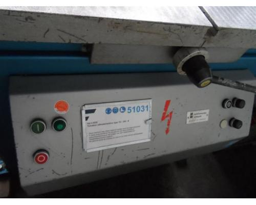 Tumakon Ausklinkmaschine TU 300-8 - Bild 4