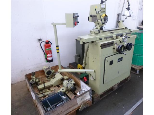 WMW GOTHA Werkzeugschleifmaschine SWU 250 II - 1